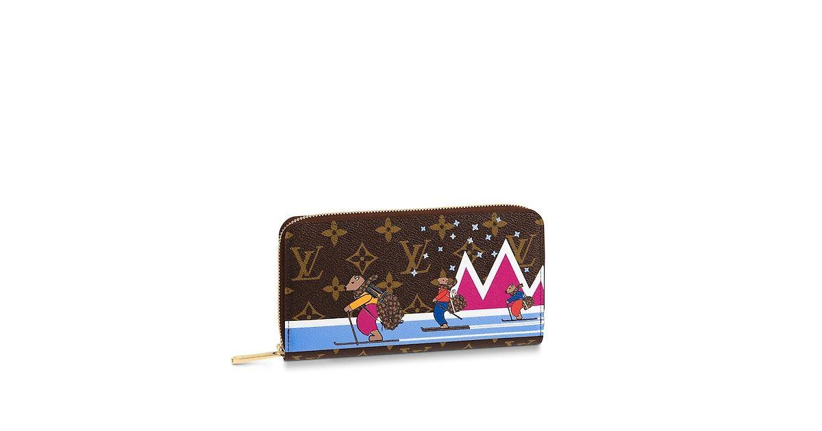 Discover louis vuitton zippy wallet the zippy wallet