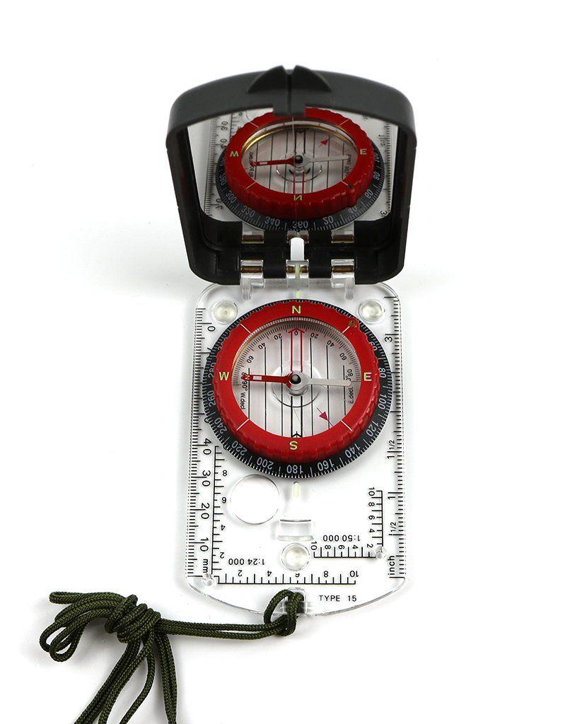 Funtalker Multifunction Map Compass Outdoor Navigation Camping