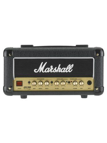 Marshall DSL-1H 50th Anniversary Limited Edition Tube Head - 90s Era Head by Marshall. $749.99. The item DSL-1H is not available on our website, cannot display webtext.. Save 30% Off!