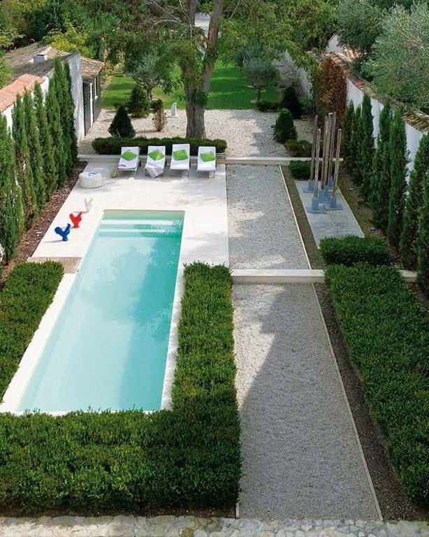Heerlijk Zwembad In De Tuin Tuin Moderne Achtertuin Tuin Zwembad
