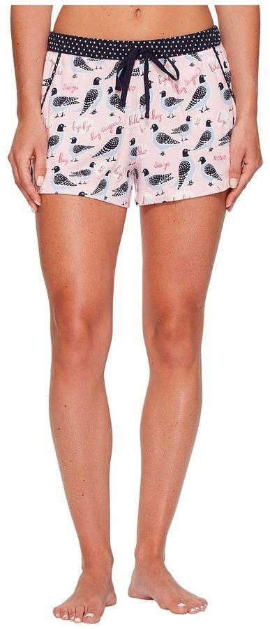 3617ad2ba482 Jane   Bleecker Novelty Printed Knit Pajama Shorts