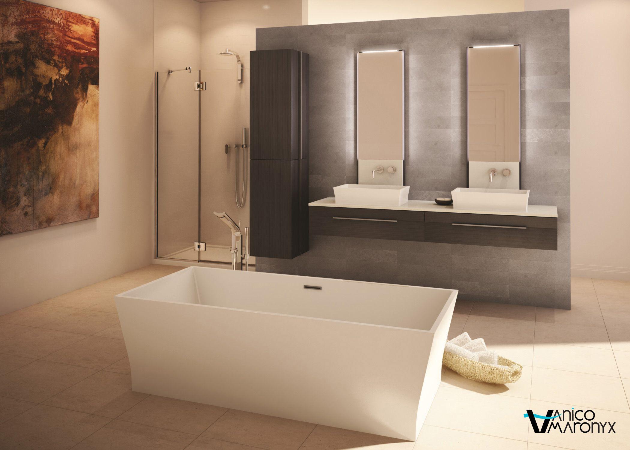 Vanite Salle De Bain Ciot ~ mobilier de salle de bain soho de la s rie loft vanico maronyx