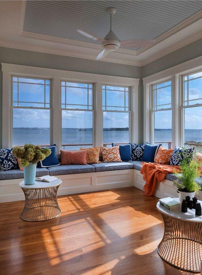 Beach House Decor Blue And White Beach House Nautical ...