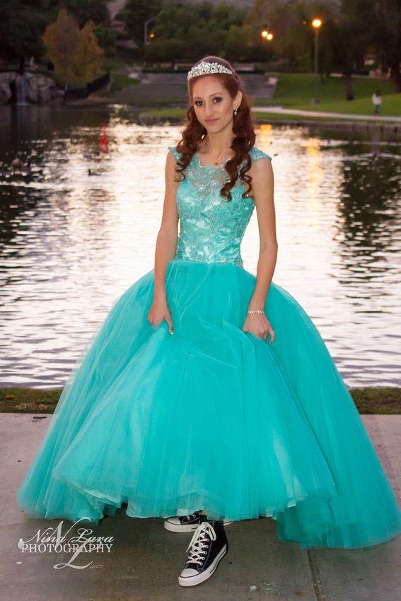 quinceanera dress Tiffany blue | eBay | My quinceañera ...