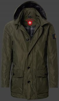 Wellensteyn Agency Herren Winter,MeRyNylon,Army jacken