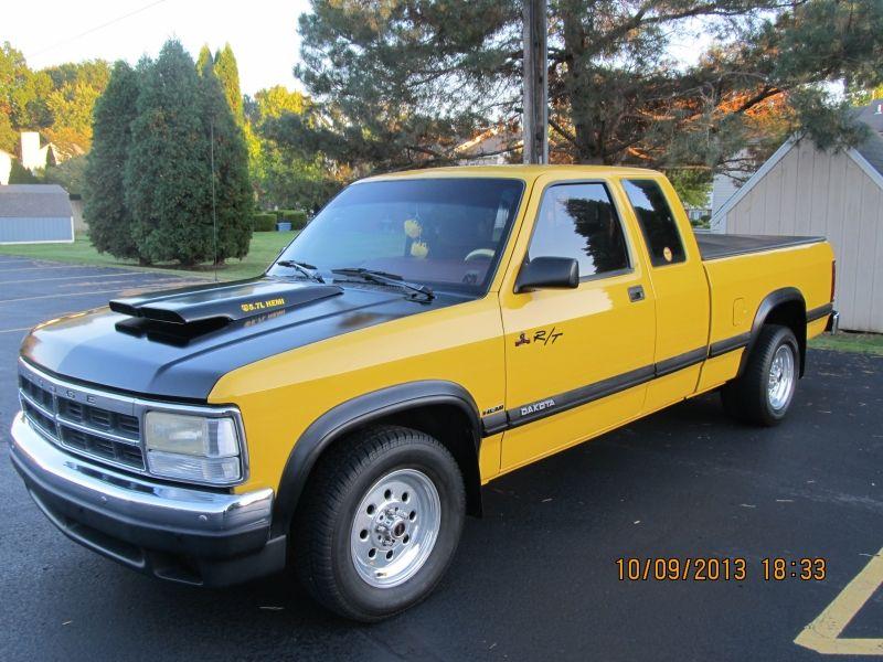 Used 1992 Dodge Dakota Resto Mod Hemi Http Www Classifiedride