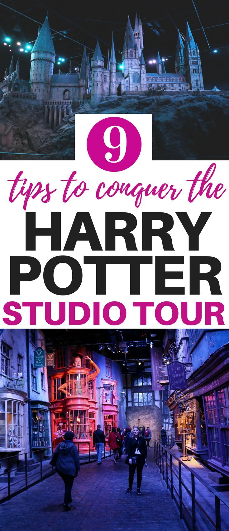 Harry Potter Studio Tour in London - Casey La Vie