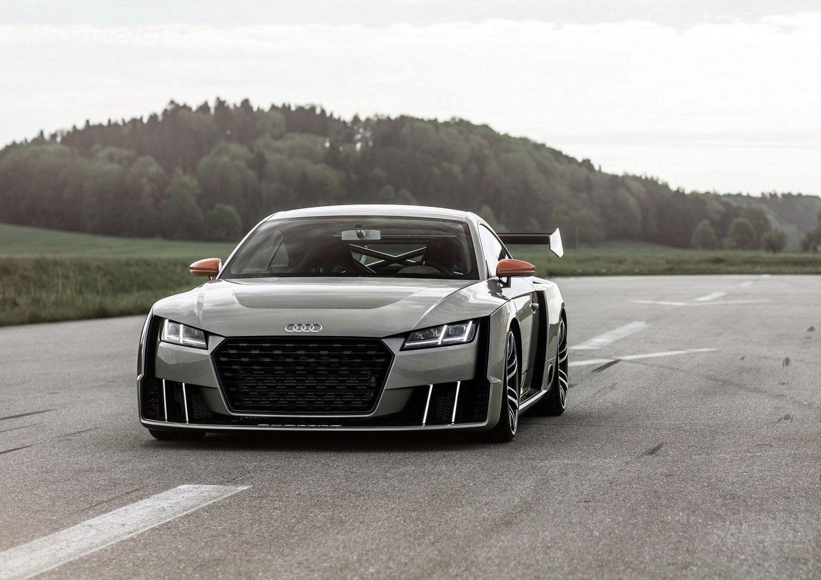 2015 audi tt clubsport turbo technology concept car review top