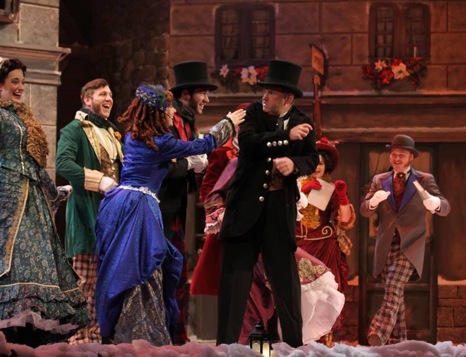 The christmas carol play | Palace Theatre christmas carol | Pinterest