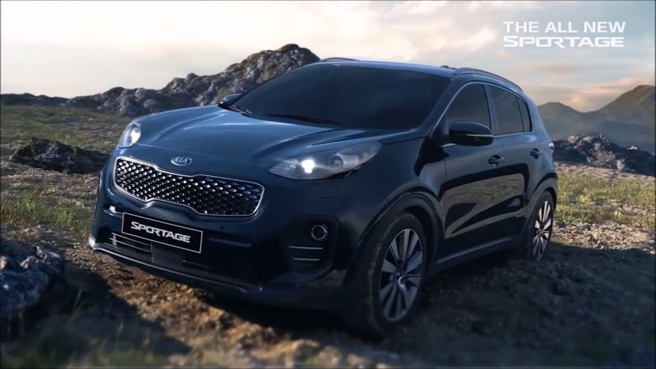 2019 Kia Sportage Facelift Spied With New Lighting Units Kia Presented The Fourth Age Sportage Back In The Fall Of 2015 So It Comes As Meager Shock That The O