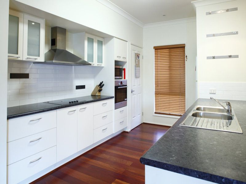 FULL KITCHEN REMODELS Wells Branch Remodeling Galley