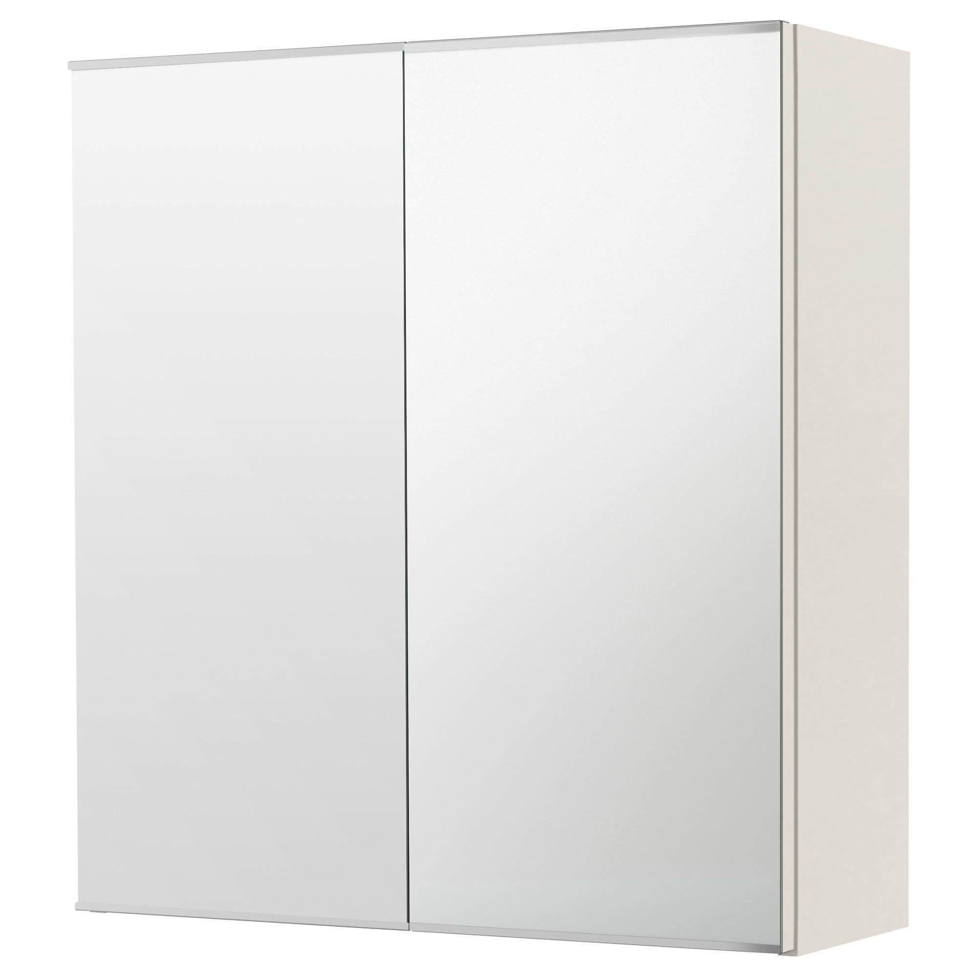 Lillangen Spiegelschrank 2 Turen Weiss Ikea Osterreich