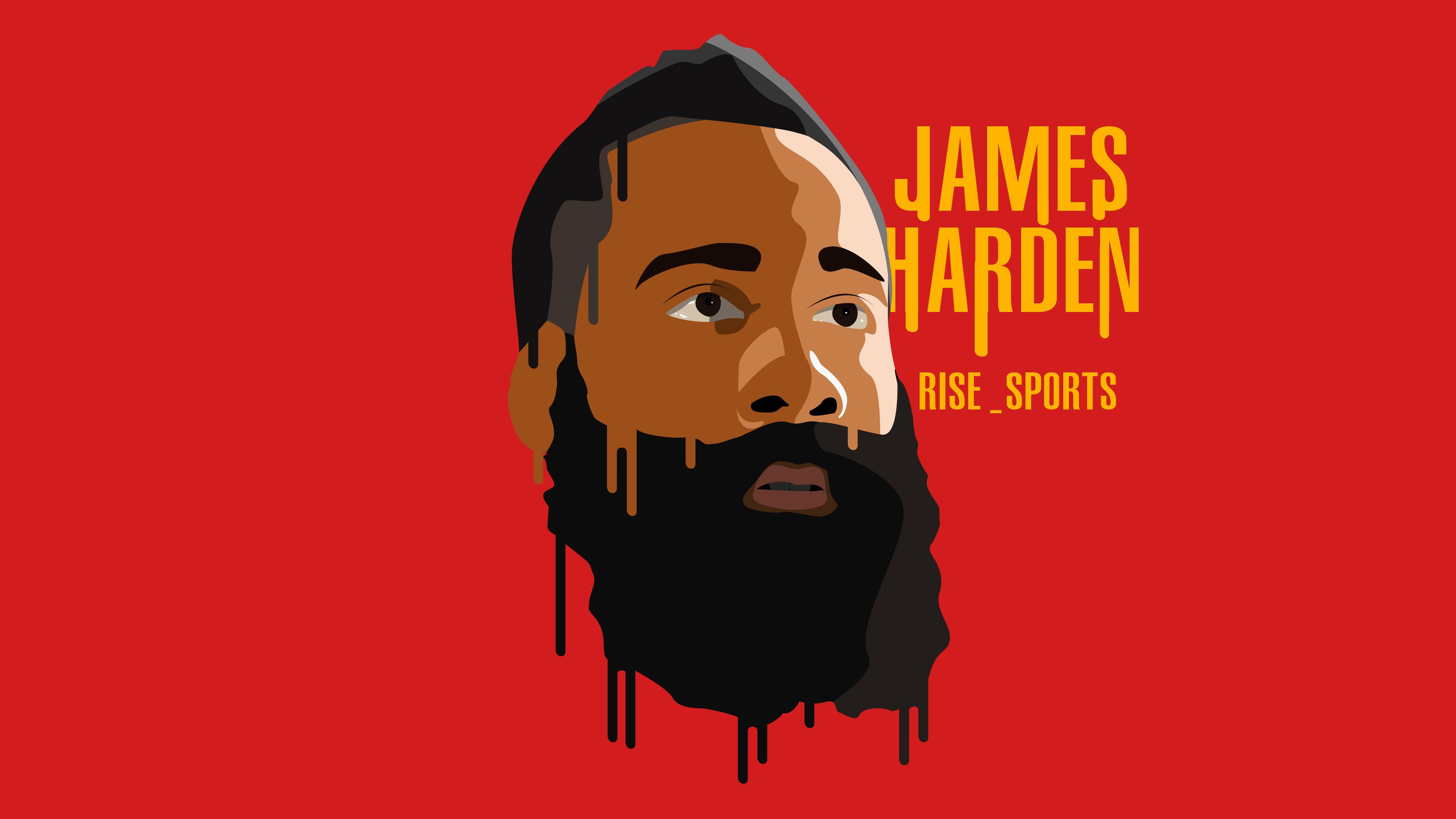 Sports James Harden Wallpaper Basketbolcular