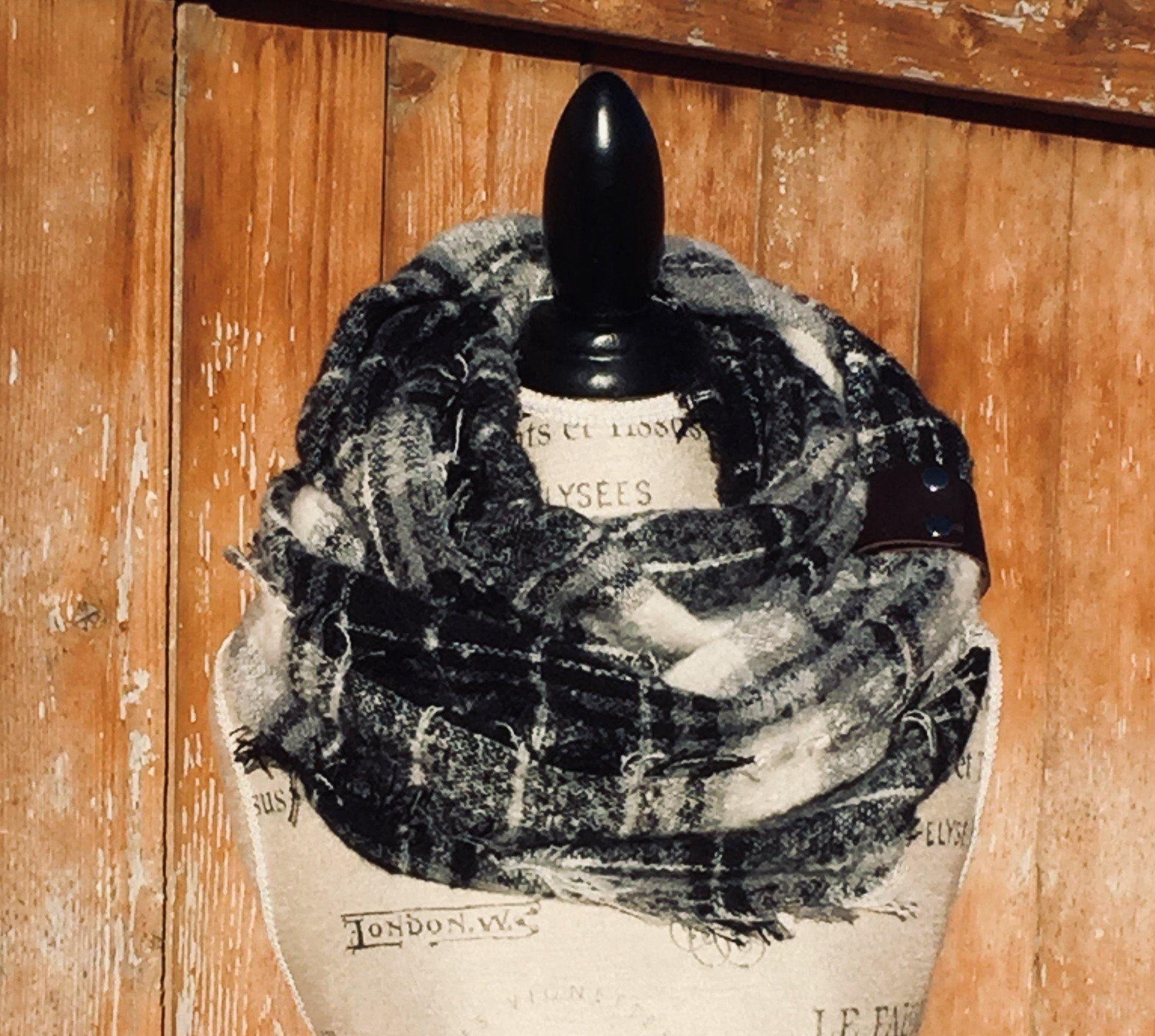 Photo of Strickschal, Infinity-Strickschal, Infinity-Strickschal, Frauen-Strickschals, Schals, Schals, Strickschal, Strickschals, Infinity-Strickschals