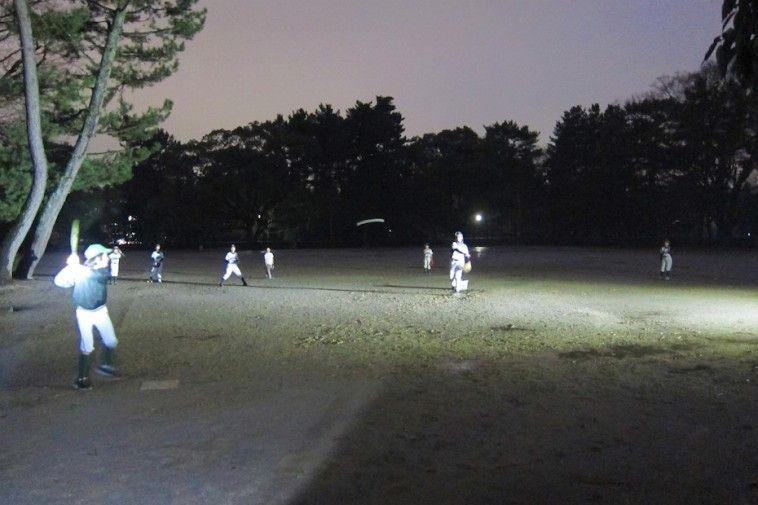 Youth Baseball Practice Kyoto Japan Click Photo To Play Sound From Www Thetouchofsound Com Youth Baseball Japan Most Popular Sports