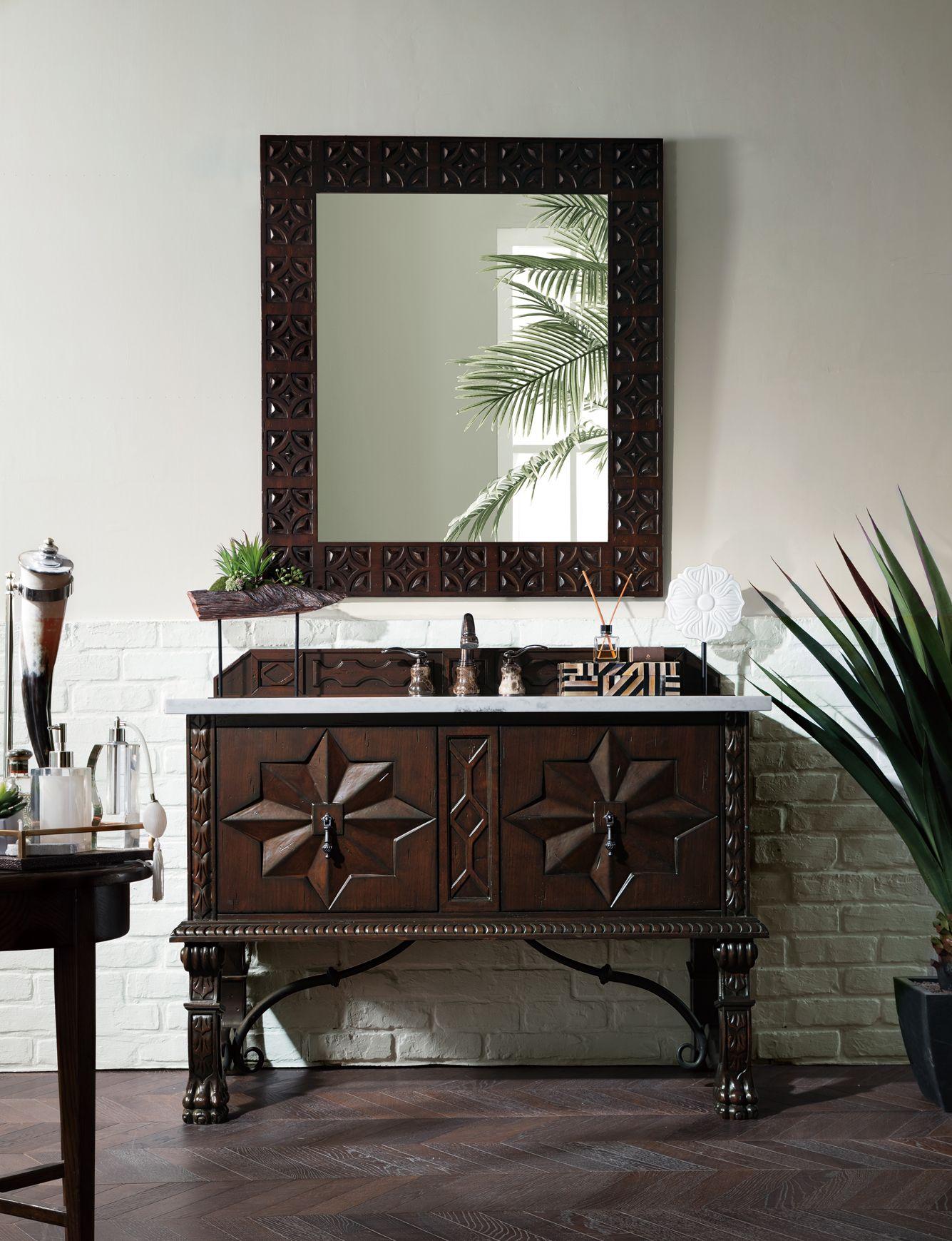 Balmoral 48 Single Bathroom Vanity Bathroom Sink Vanity Single