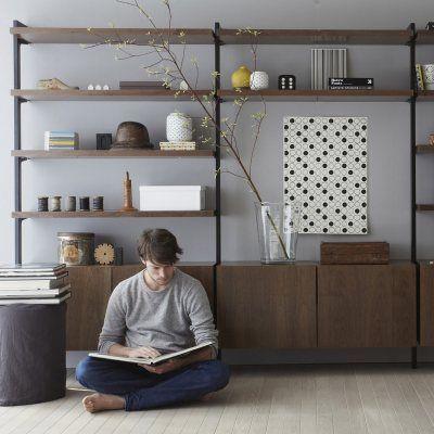 Taktik ,système de rangement Dining room Pinterest Shelves