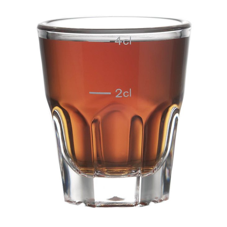 shotglas 4 cl
