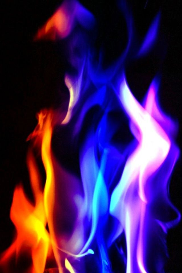 Colorful Fire Fire Photography Fire Art Flame Art