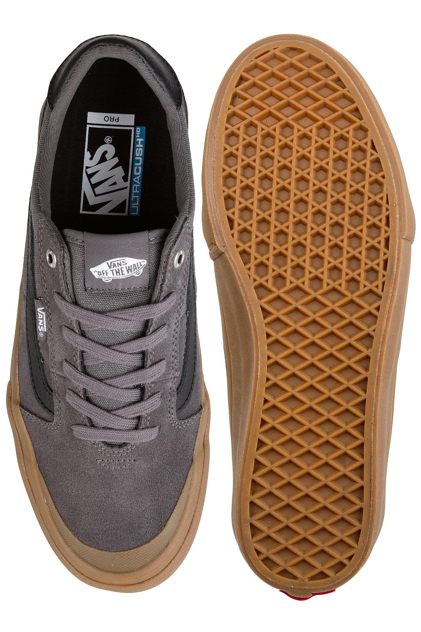 Vans Style 112 Pro Shoes (black white khaki) | Vans style