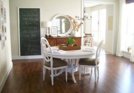 Love The Shape Of This Chalkboard Laminate Furniture Furniture Home