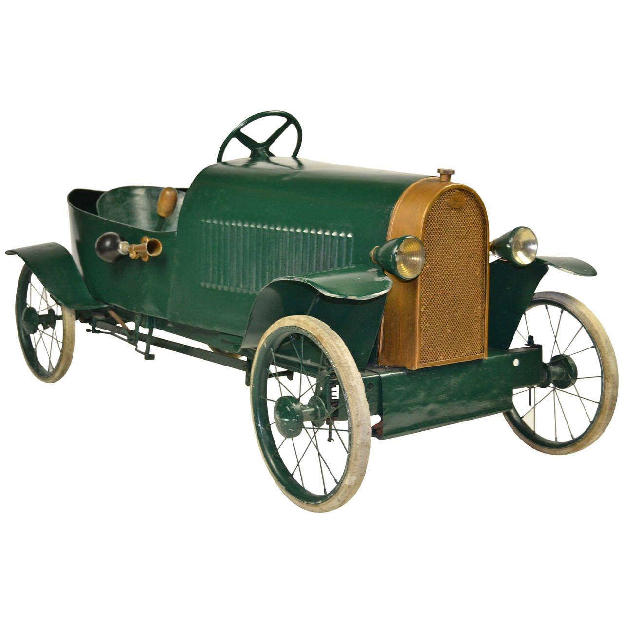 Bugatti Sport Pedal Car By Eureka 1920s Pedal Cars Bugatti Super Sport Cars