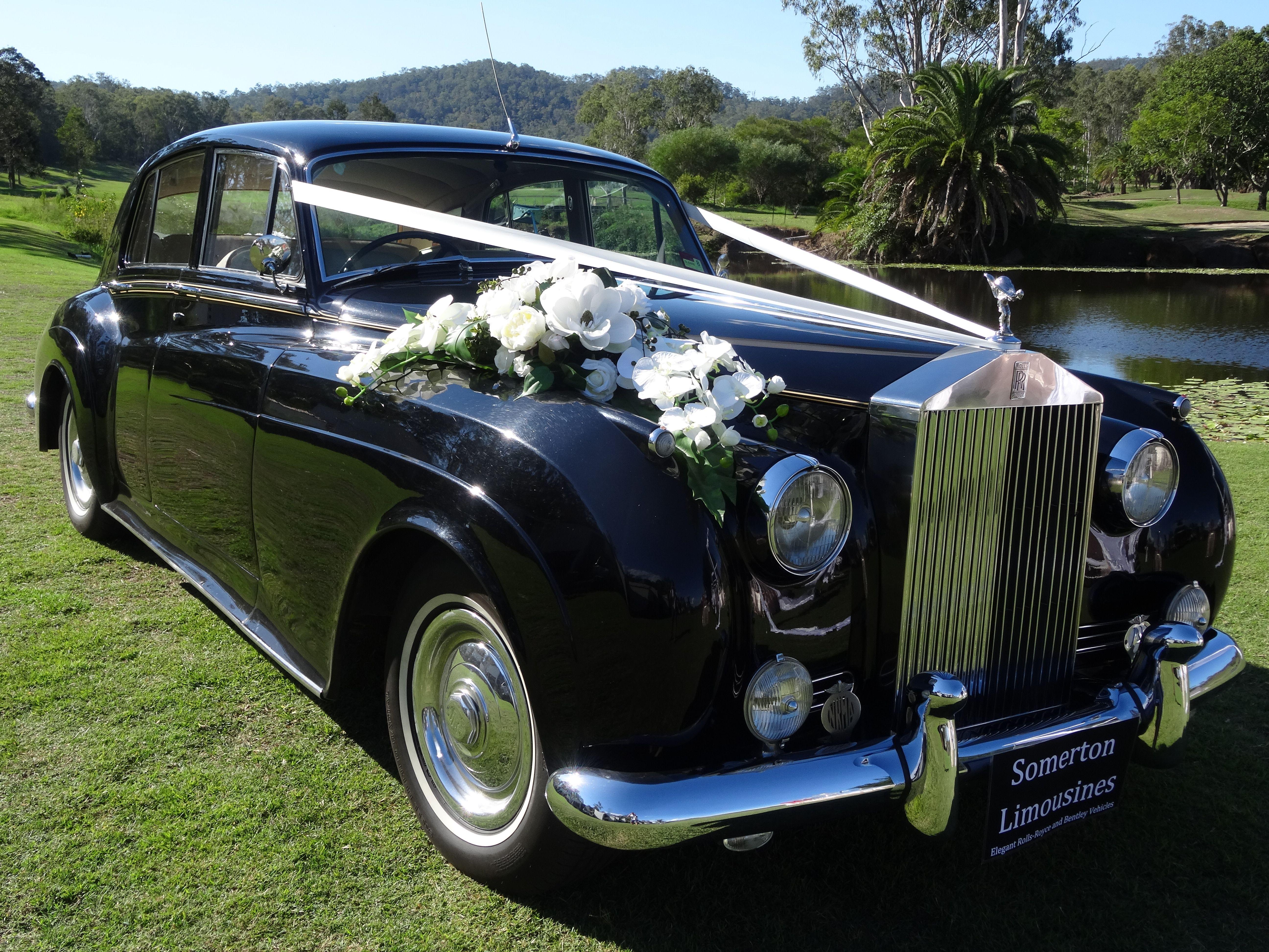 Somerton Limousines Rolls Royce Silver Cloud Hochzeit Auto Hochzeitsauto Autos