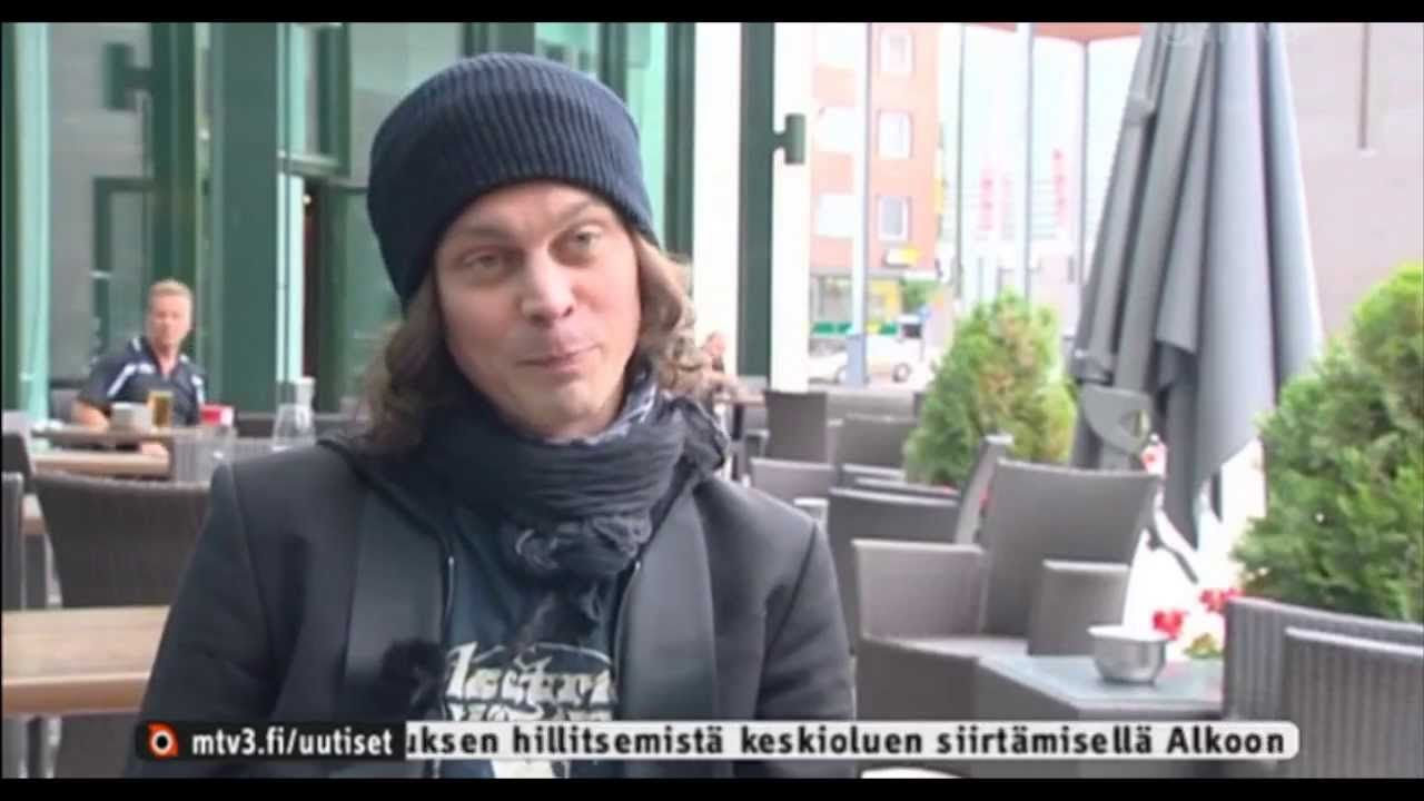 Ville Valo MTV3.fi Interview Qstock Festival 2013 (Finnish)