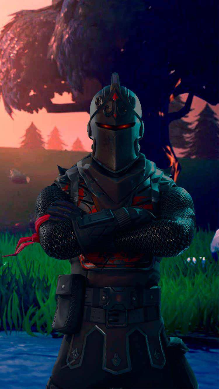 Black Knight Fortnite Best Gaming Wallpapers Gaming Wallpapers Blackest Knight