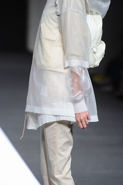 ANREALAGE SS14 #highfashion #fashion #style #mininal