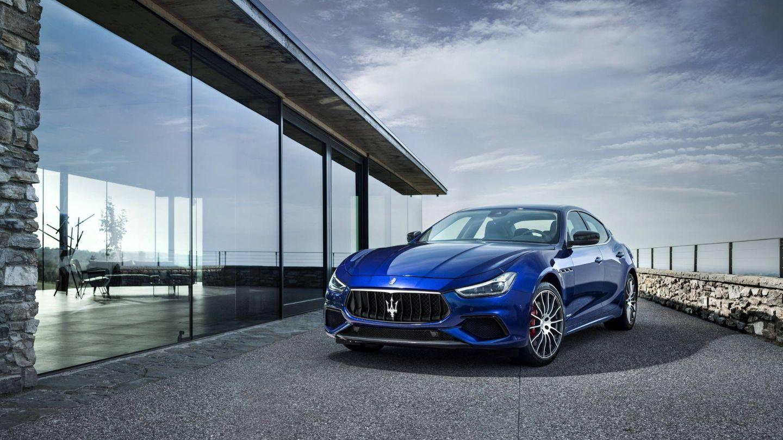 2018 Maserati Ghibli マセラーティ マセラティ