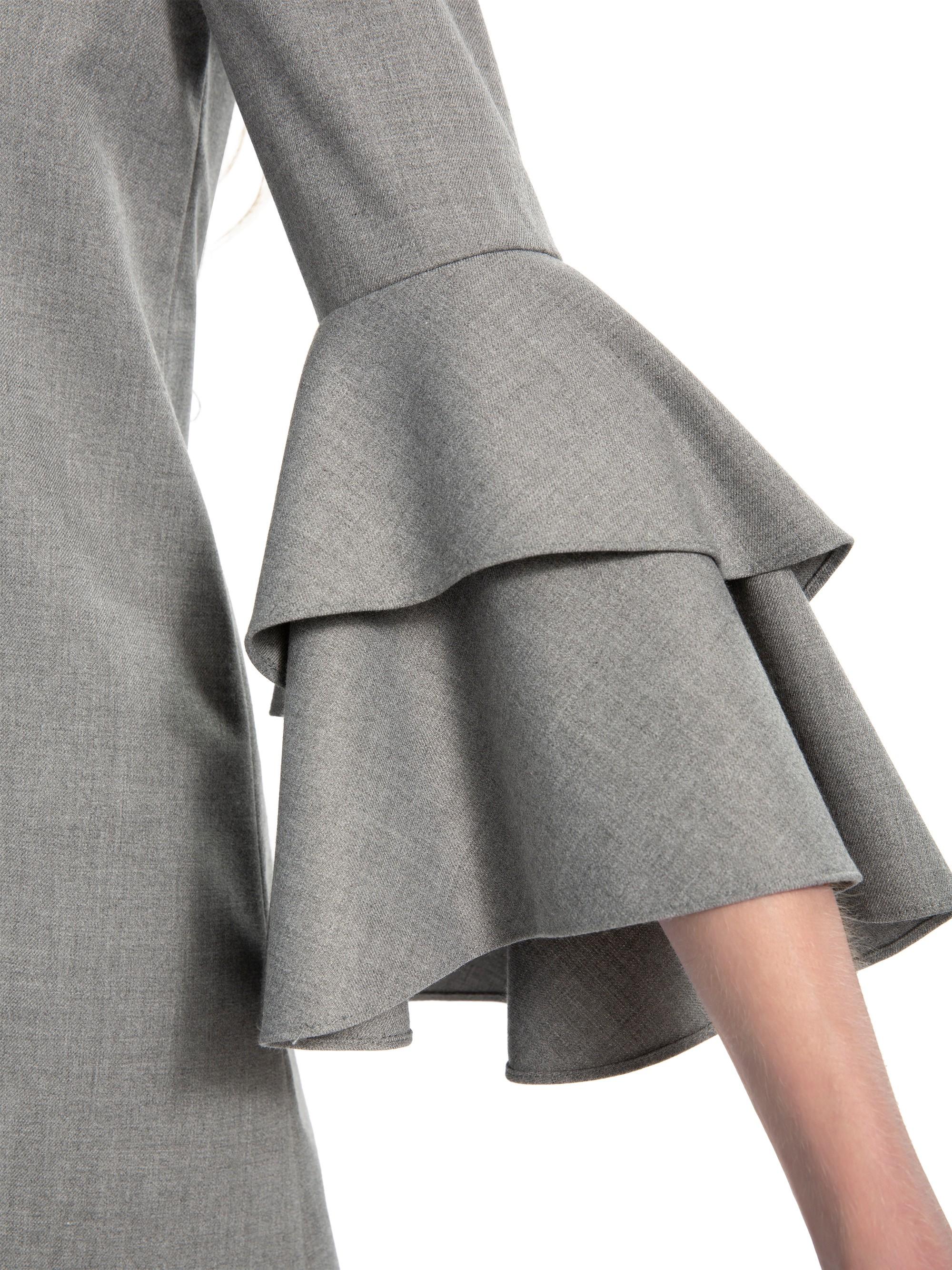 Jem Sleeve Trumpet Shirt By Dress dxBerCo