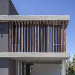 Casas modernas por ESTUDIO GEYA
