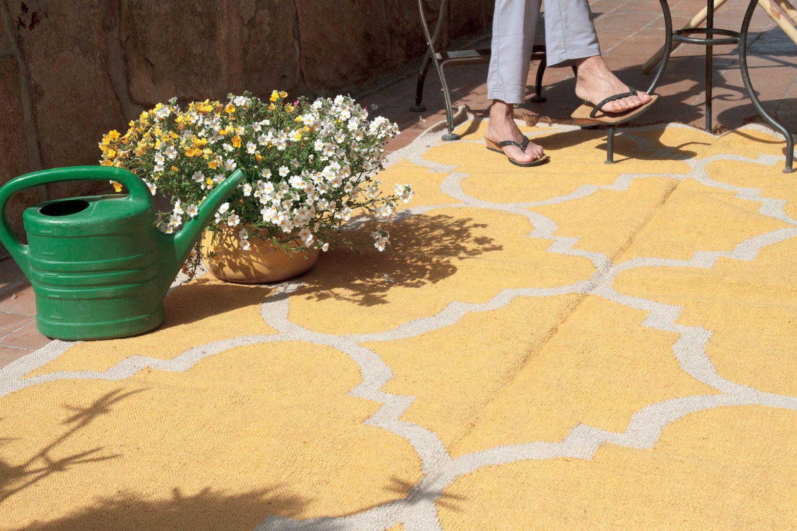 Colección de Alfombras Exterior. Ideales para tu jardín y terraza ...