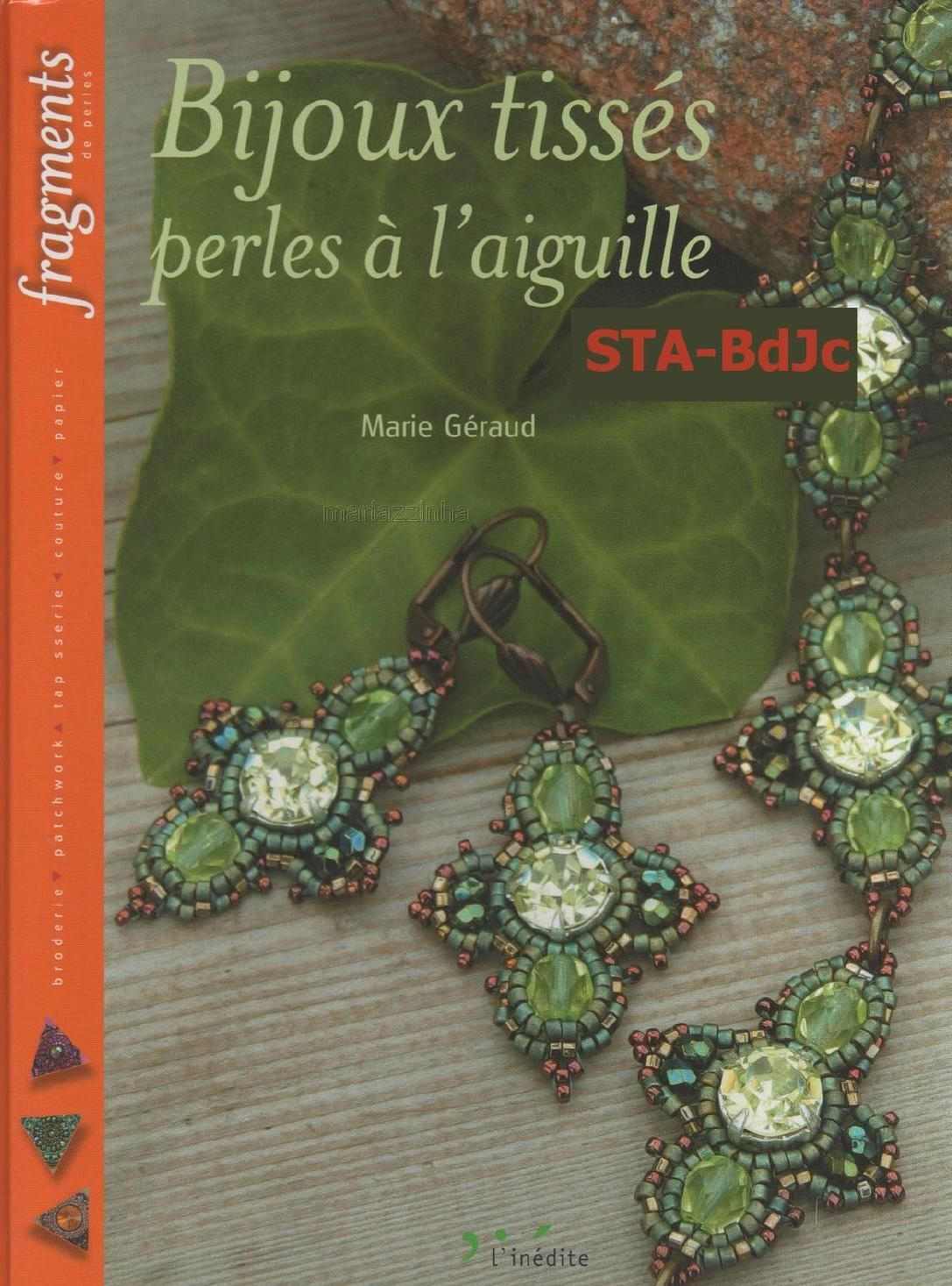 #ClippedOnIssuu from Bijoux Tisses Perles à l´aiguille by Marie Geraud Biloba g