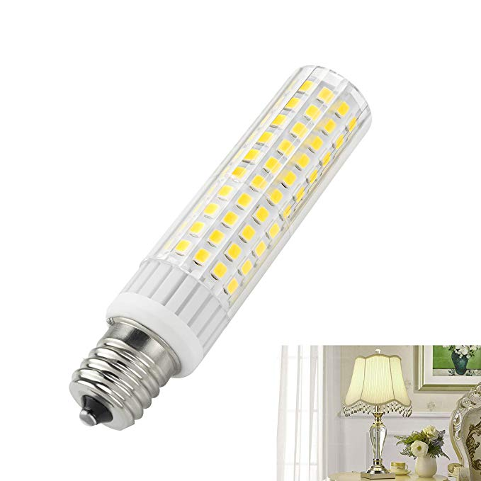 E17 Led Light Bulb Incandescent Base Ac100 265v 10w Replacemeng 100w Halogen Bulbs 125 2835 Smd Led Chipset For Microwave Ov Halogen Bulbs Led Light Bulb Bulb