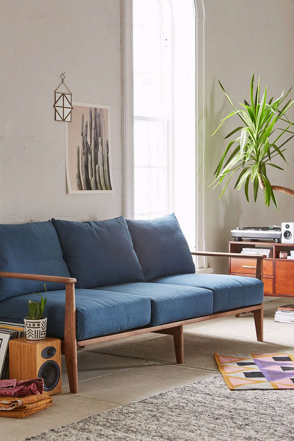 Paxton Sofa - Urban Outfitters | #UOHome | Pinterest ...