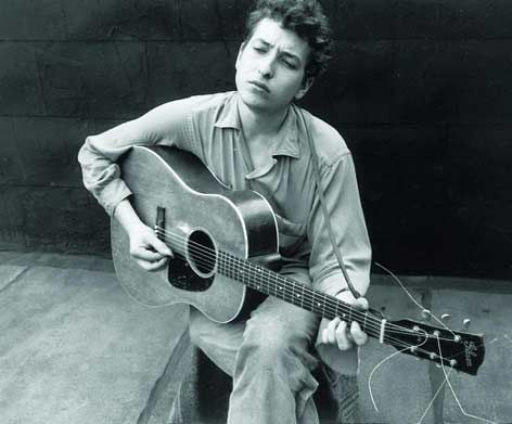 Learn To Play Guitar Like Dylan With Images Bob Dylan