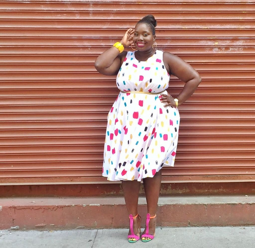 How I Got Over Hating My Fat Arms And Embraced Sleeveless Dresses