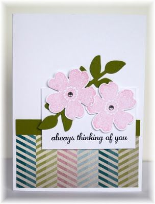 Tuesday, July 23, 2013 Scrappin' and Stampin' in GJ:    Flower Shop, Tea For Two dsp