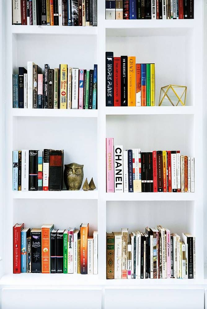 #bookcase ~ETS