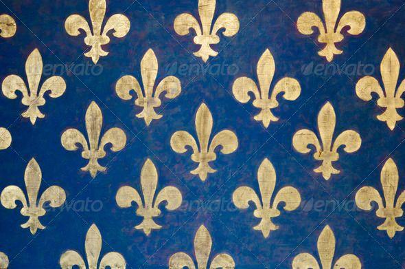 Blue Fleur De Lis Wallpaper Google Search Painting Patterns Famous Art Fleur De Lis