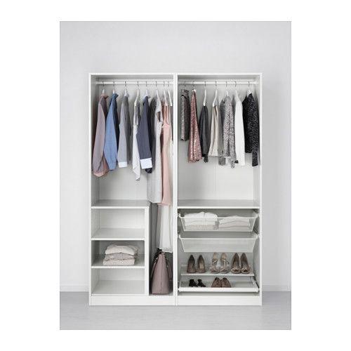 Beautiful PAX Kleiderschrank xx cm IKEA