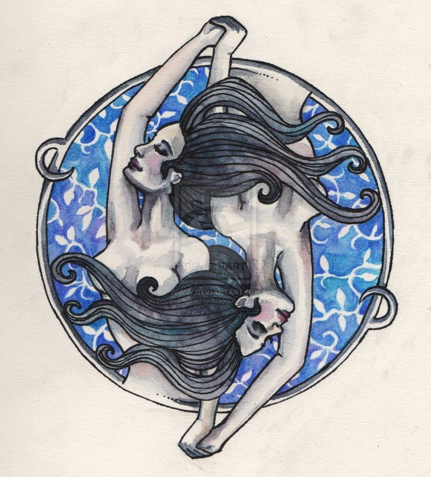 Gemini Tattoos And Designs : Page 5