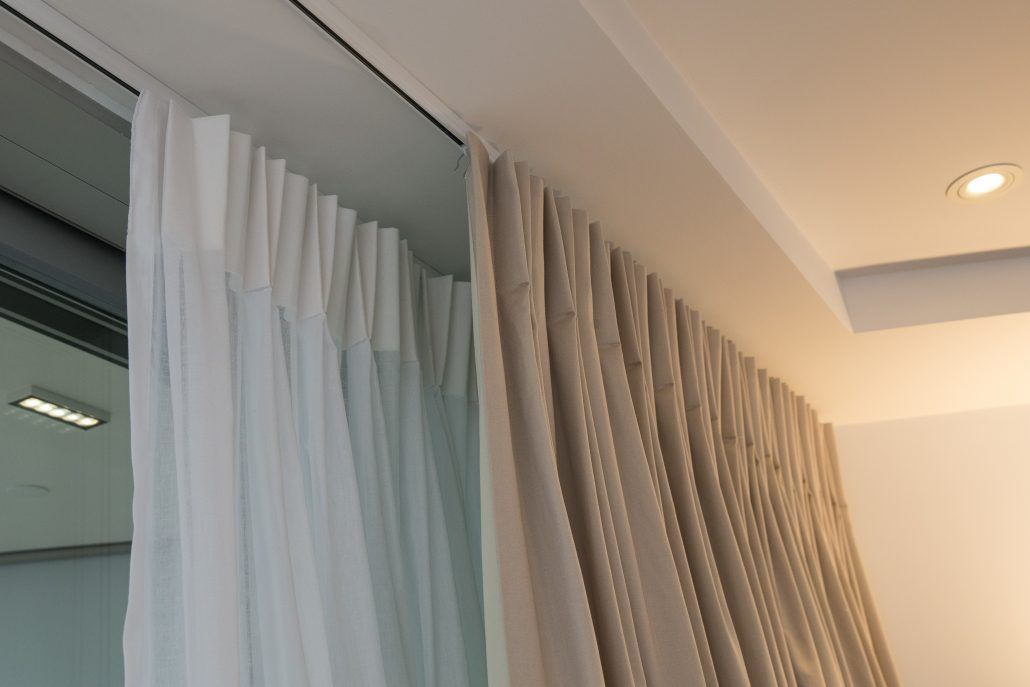 Curtains On Tracks Curtain Track System Curtain Track Curtains