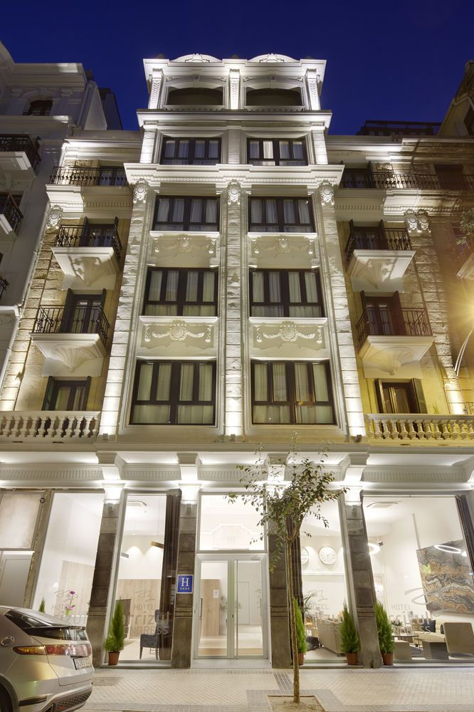 Donostia San Sebastian Innovahotel Equipamiento Tecnologico