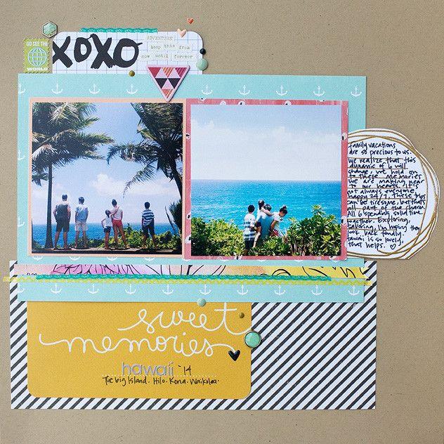Hawaii '14 by jamiewaters at @studio_calico