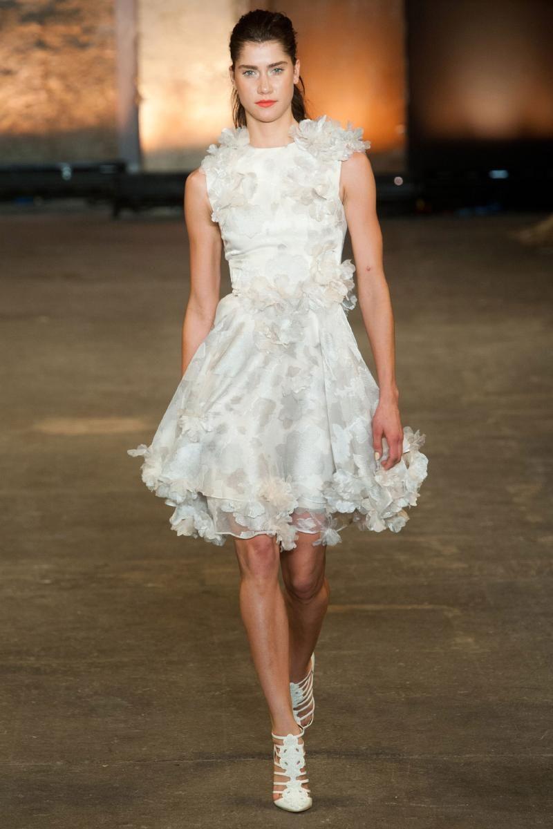 Christian Siriano Spring 2014 RTW @ NY Fashion Week (=)