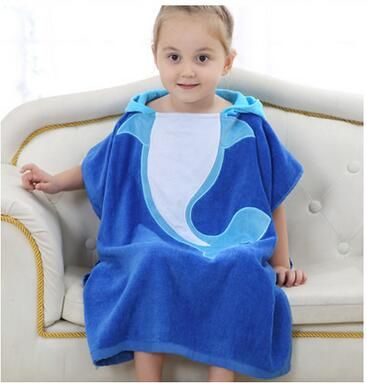 Your kids will love their very own Dolphin beach robe! Gotta have one for your Anna Maria Island beach vacation!