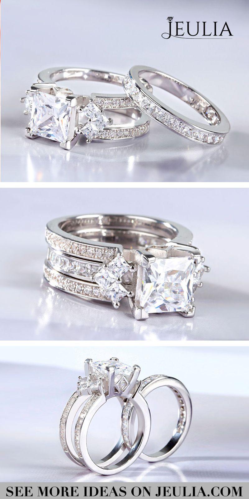 45++ Wedding band engagement ring combo information